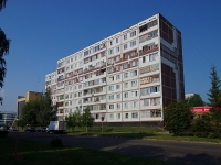 neighbour house: st. Usmanov, house 23/36. Apartment house