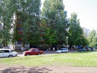 neighbour house: st. Usmanov, house 24. Apartment house