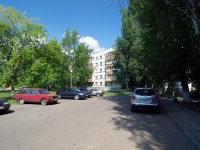 Naberezhnye Chelny, Usmanov st, house 24. Apartment house
