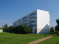 neighbour house: st. Usmanov, house 26. Apartment house