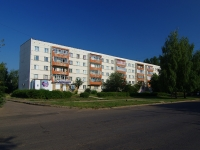 neighbour house: st. Usmanov, house 27. Apartment house