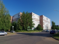 neighbour house: st. Usmanov, house 29. Apartment house