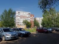 Naberezhnye Chelny, Usmanov st, house 30. Apartment house