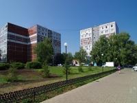 Naberezhnye Chelny, Usmanov st, 房屋 30. 公寓楼