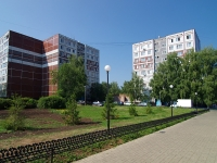 neighbour house: st. Usmanov, house 30. Apartment house