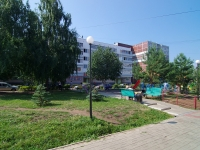 neighbour house: st. Usmanov, house 34. Apartment house