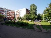 Naberezhnye Chelny, Usmanov st, house 35. Apartment house