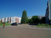 neighbour house: st. Usmanov, house 35. Apartment house