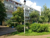 Naberezhnye Chelny, Usmanov st, house 36. Apartment house