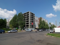 neighbour house: st. Usmanov, house 37. Apartment house