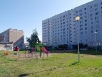 Naberezhnye Chelny, Usmanov st, 房屋 43. 公寓楼