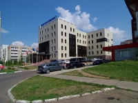 Naberezhnye Chelny, Usmanov st, house 44. office building