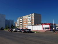neighbour house: st. Usmanov, house 45А. Apartment house