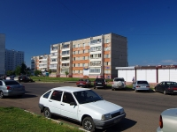 Naberezhnye Chelny, Usmanov st, house 45А. Apartment house