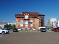 neighbour house: st. Usmanov, house 47А. office building