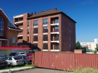 neighbour house: st. Usmanov, house 47Б. garage (parking)