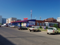 "neighbour house: st. Usmanov, house 47. shopping center ""ЮМАРТ"""