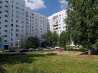 Naberezhnye Chelny, Usmanov st, house 48. Apartment house