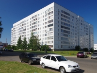 neighbour house: st. Usmanov, house 49. Apartment house