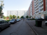 Naberezhnye Chelny, Usmanov st, house 51. Apartment house