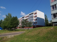 Naberezhnye Chelny, Usmanov st, house 54. Apartment house