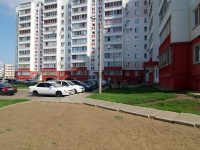 Naberezhnye Chelny, Usmanov st, house 57. Apartment house