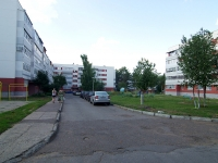 Naberezhnye Chelny, Usmanov st, house 58. Apartment house