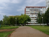 neighbour house: st. Usmanov, house 70. Apartment house