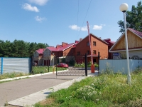 neighbour house: st. Usmanov, house 75А. Apartment house