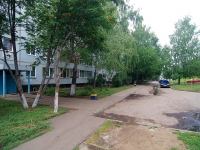 Naberezhnye Chelny, Usmanov st, house 80. Apartment house