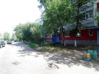 Naberezhnye Chelny, Usmanov st, house 100. Apartment house