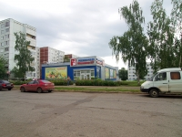 "neighbour house: st. Usmanov, house 101. shopping center ""Камилла"""