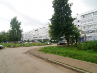Naberezhnye Chelny, Usmanov st, house 103/51. Apartment house