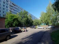 Naberezhnye Chelny, Usmanov st, house 108. Apartment house