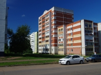 neighbour house: st. Usmanov, house 109А. Apartment house