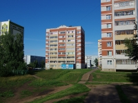 Naberezhnye Chelny, Usmanov st, house 109Д. Apartment house