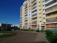 Naberezhnye Chelny, Usmanov st, house 109Г. Apartment house