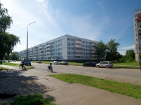 neighbour house: st. Usmanov, house 109. Apartment house