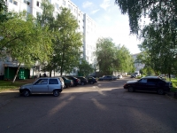 Naberezhnye Chelny, Usmanov st, house 111. Apartment house
