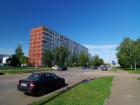 neighbour house: st. Usmanov, house 111. Apartment house