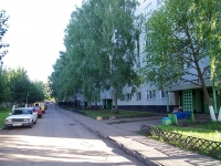 Naberezhnye Chelny, Usmanov st, house 113. Apartment house