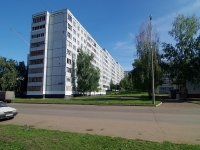 neighbour house: st. Usmanov, house 118. Apartment house