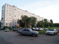 Naberezhnye Chelny, Usmanov st, house 119/22. Apartment house