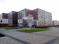 neighbour house: st. Usmanov, house 121. Apartment house