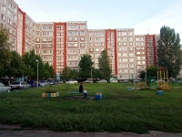 Naberezhnye Chelny, Usmanov st, house 121. Apartment house