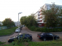 Naberezhnye Chelny, Usmanov st, house 123. Apartment house