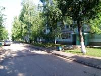 Naberezhnye Chelny, Usmanov st, house 124. Apartment house