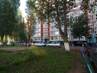 Naberezhnye Chelny, Usmanov st, house 127. Apartment house