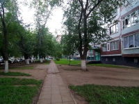 Naberezhnye Chelny, Usmanov st, house 130. Apartment house