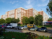 neighbour house: st. Usmanov, house 130. Apartment house